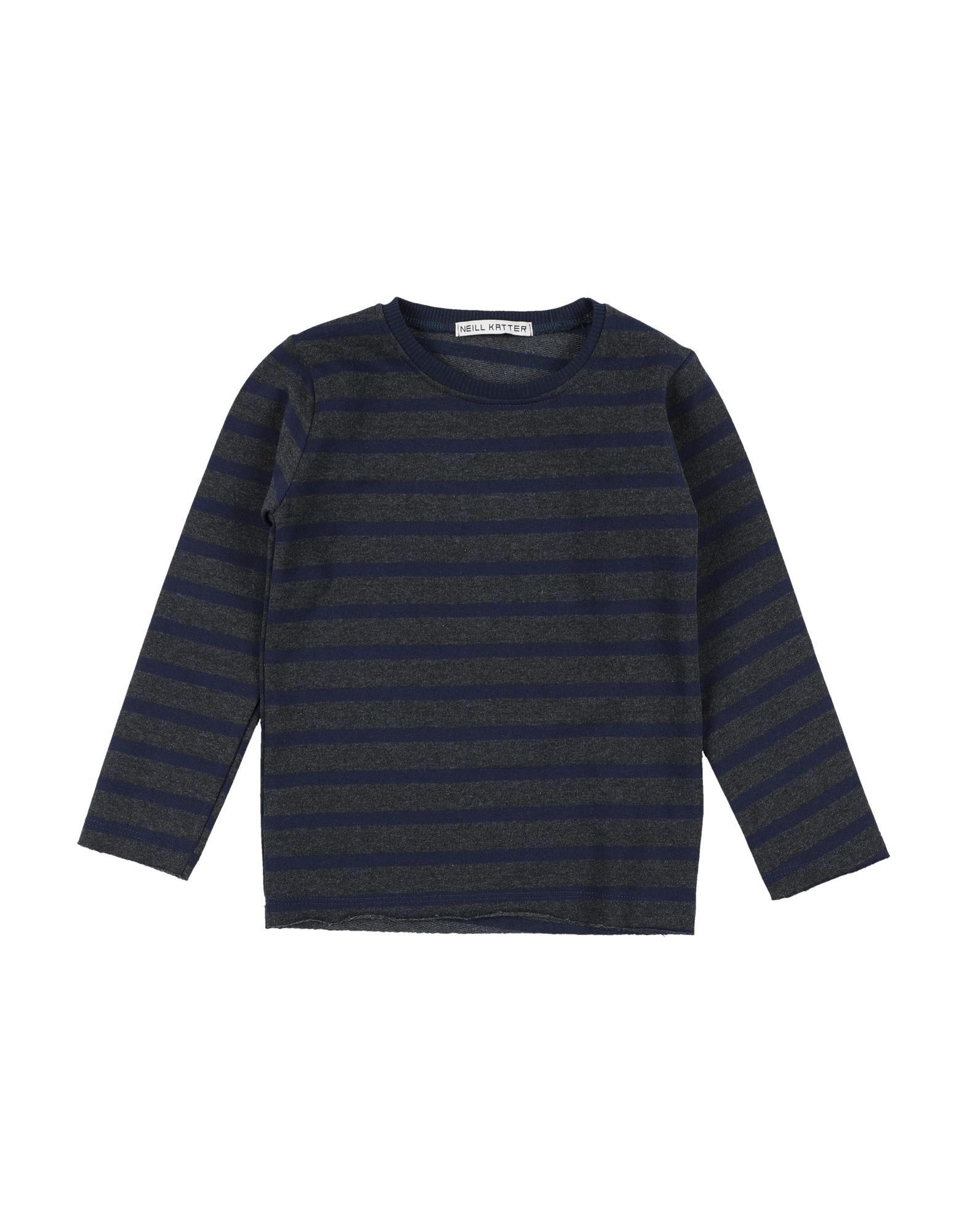 Neill Katter Kids' Sweatshirts In Black