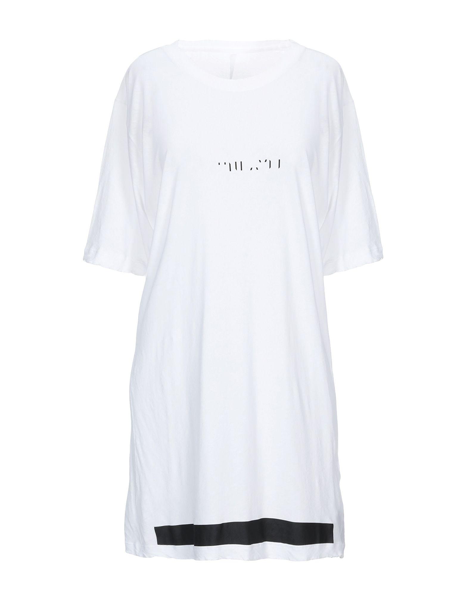 《セール開催中》BEN TAVERNITI? UNRAVEL PROJECT レディース T シャツ ホワイト S コットン 100%