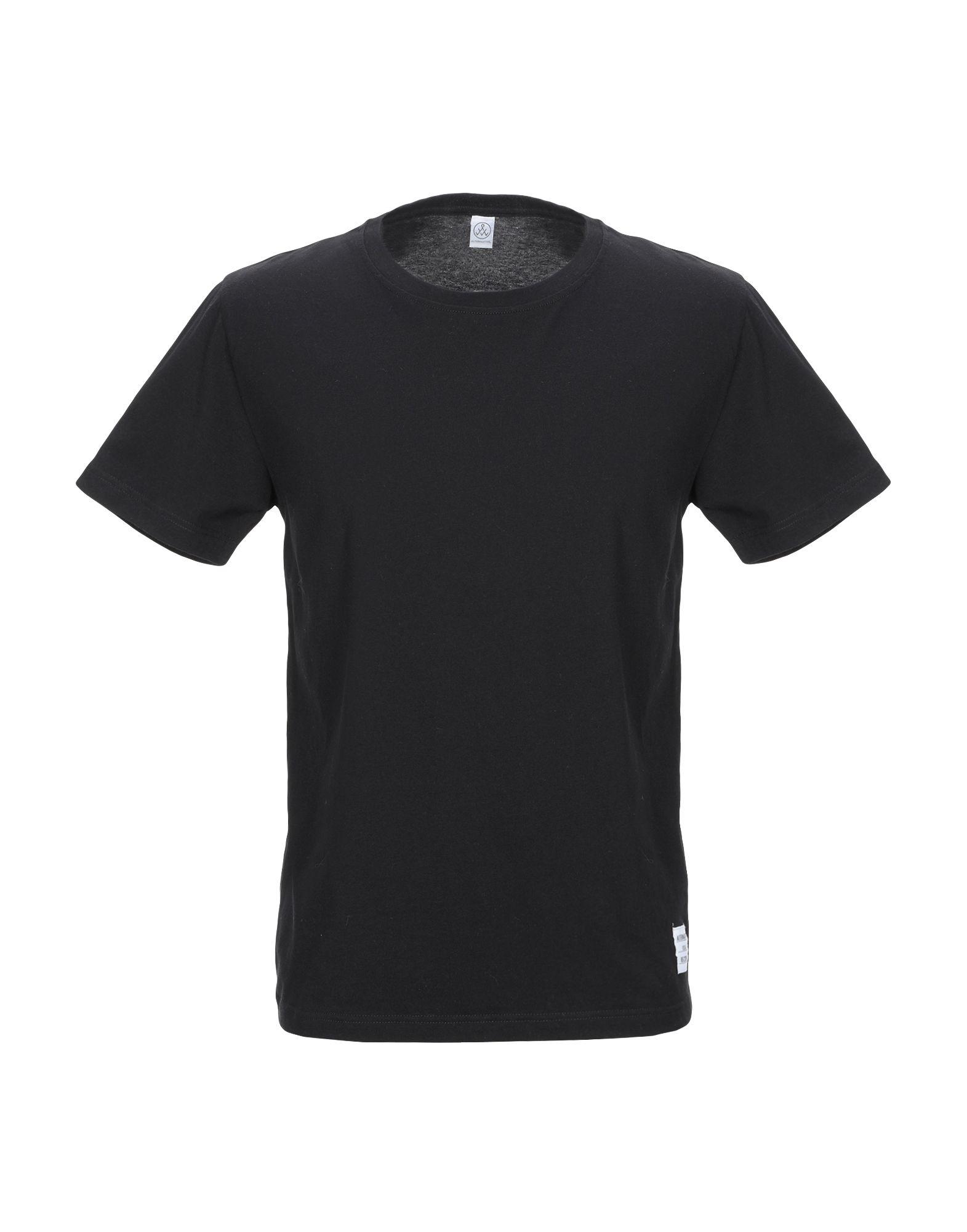 《期間限定セール開催中!》ALTERNATIVE? メンズ T シャツ ブラック S コットン