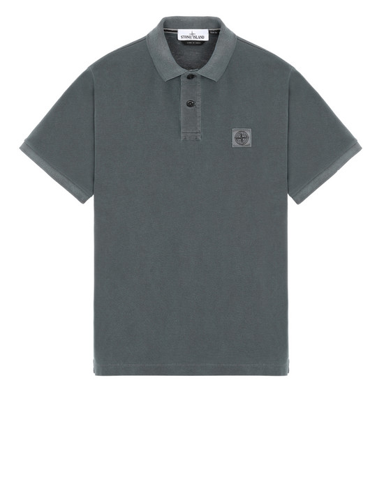Polo shirt 22S67 PIGMENT DYE TREATMENT STONE ISLAND - 0