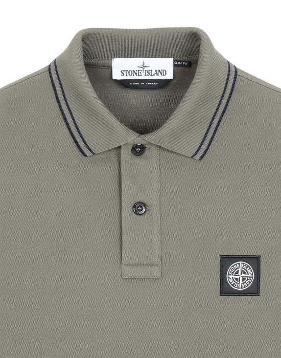 12332730ni - Polo - T-Shirts STONE ISLAND