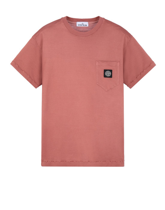 STONE ISLAND Short sleeve t-shirt 20113