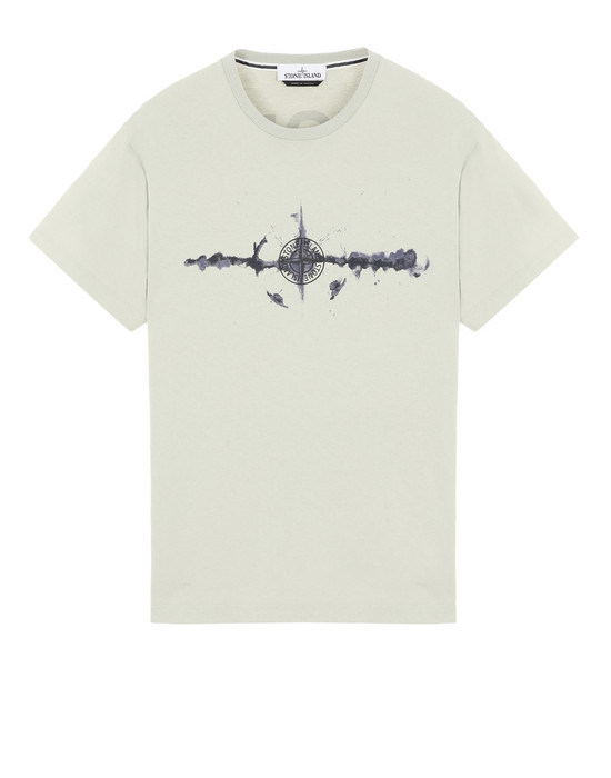 STONE ISLAND T-shirt manches courtes 2NS85 'GRAPHIC SIX'