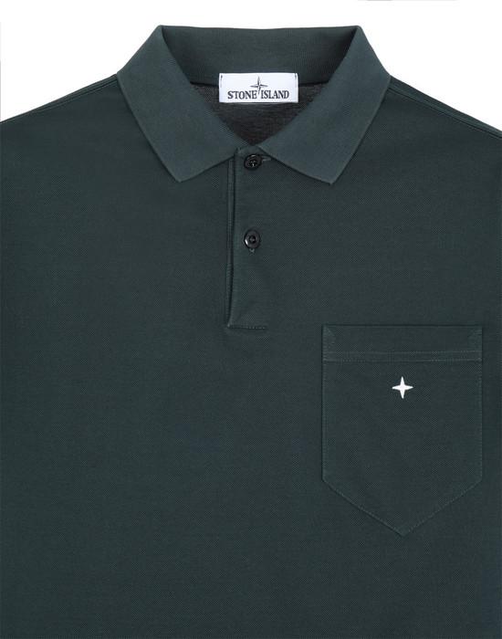 12332756xu - 폴로 - 티셔츠 STONE ISLAND