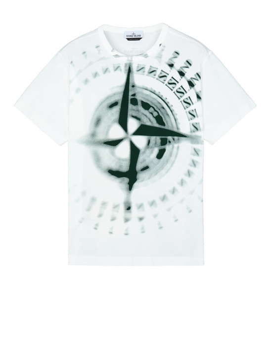 T シャツ 23383 'GRAPHIC FOUR' STONE ISLAND - 0