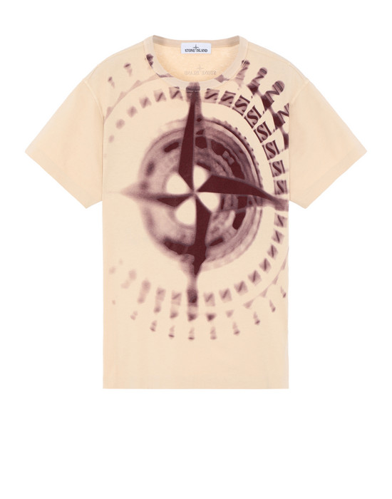 STONE ISLAND Short sleeve t-shirt 23383 'GRAPHIC FOUR'