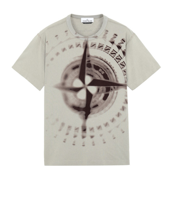 STONE ISLAND 23383 'GRAPHIC FOUR' Short sleeve t-shirt Man
