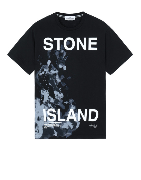 STONE ISLAND T-Shirt 2NS86 'GRAPHIC SEVEN'
