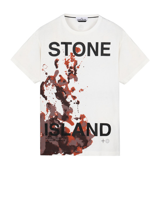 Short sleeve t-shirt 2NS86 'GRAPHIC SEVEN' STONE ISLAND - 0