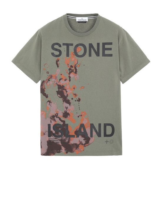 STONE ISLAND 2NS86 'GRAPHIC SEVEN' Short sleeve t-shirt Man