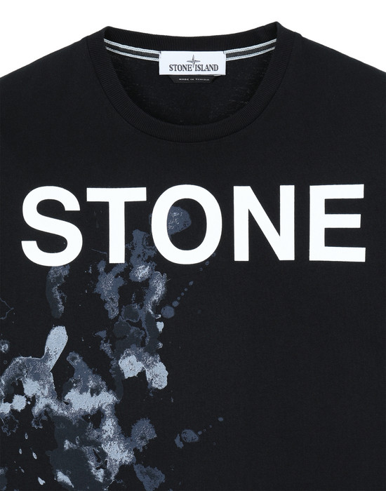 12332816cx - Polo - T-Shirts STONE ISLAND