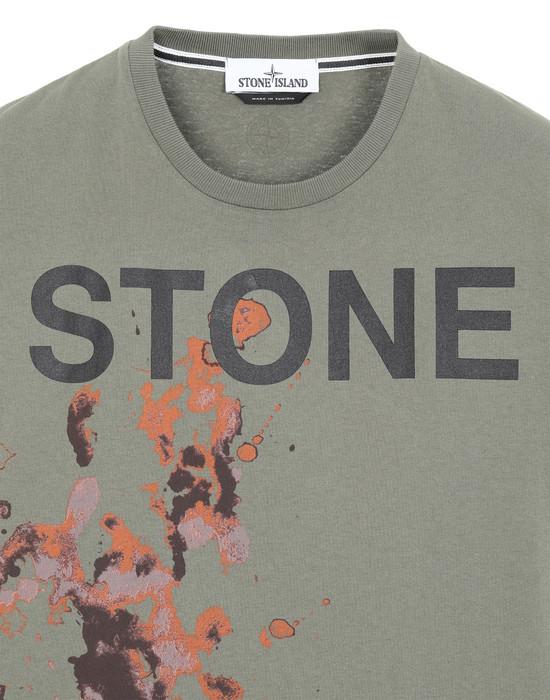 12332816fh - Polo - T-Shirts STONE ISLAND