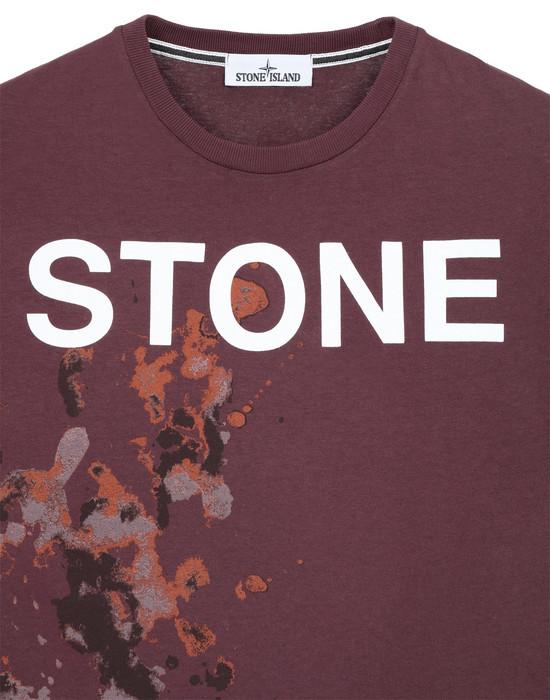 12332816uh - Polo 衫与 T 恤 STONE ISLAND