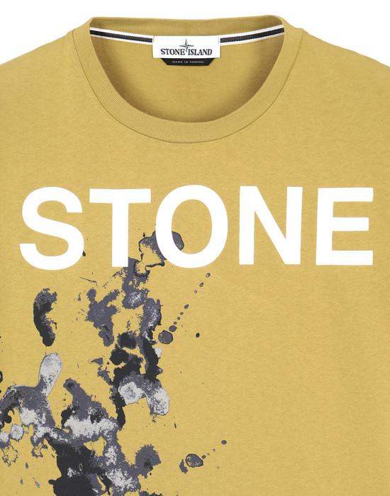 12332816xb - Polo - T-Shirts STONE ISLAND