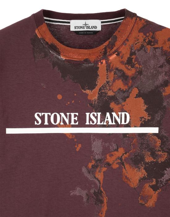 12332821wx - Polo - T-Shirts STONE ISLAND