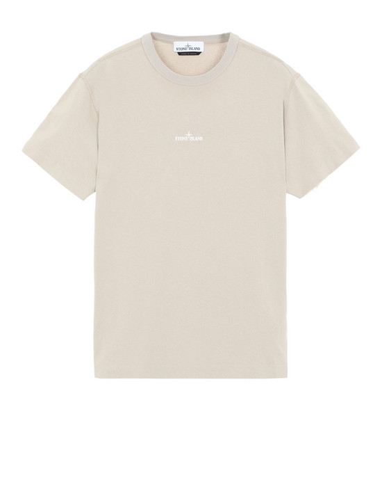 STONE ISLAND Short sleeve t-shirt 23380 'GRAPHIC ONE'