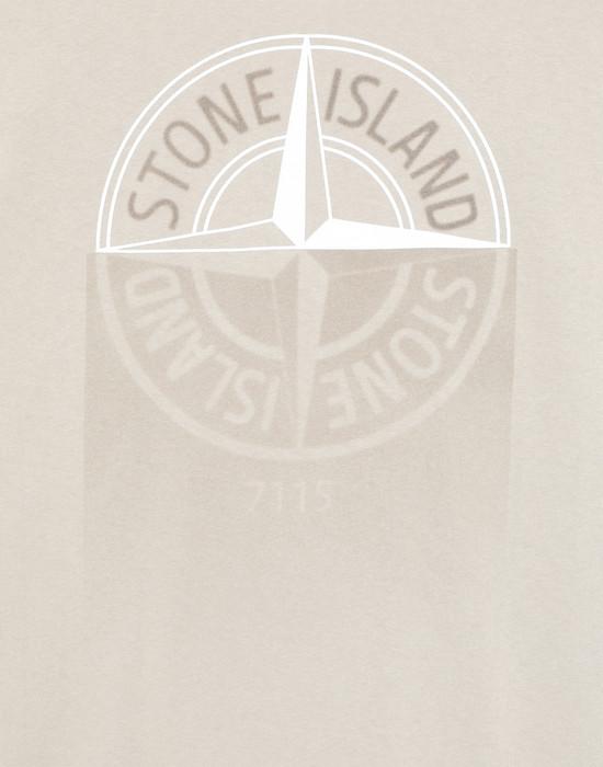 12332827wt - Polo - T-Shirts STONE ISLAND