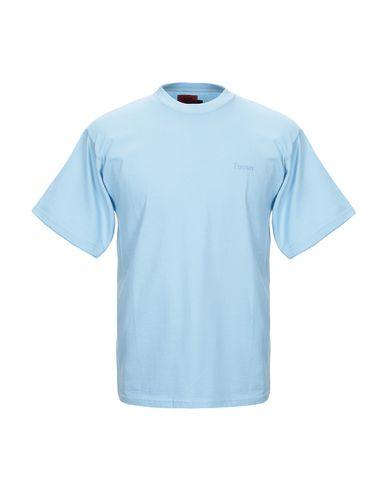 Фото - Женскую футболку PRESSURE Paris небесно-голубого цвета