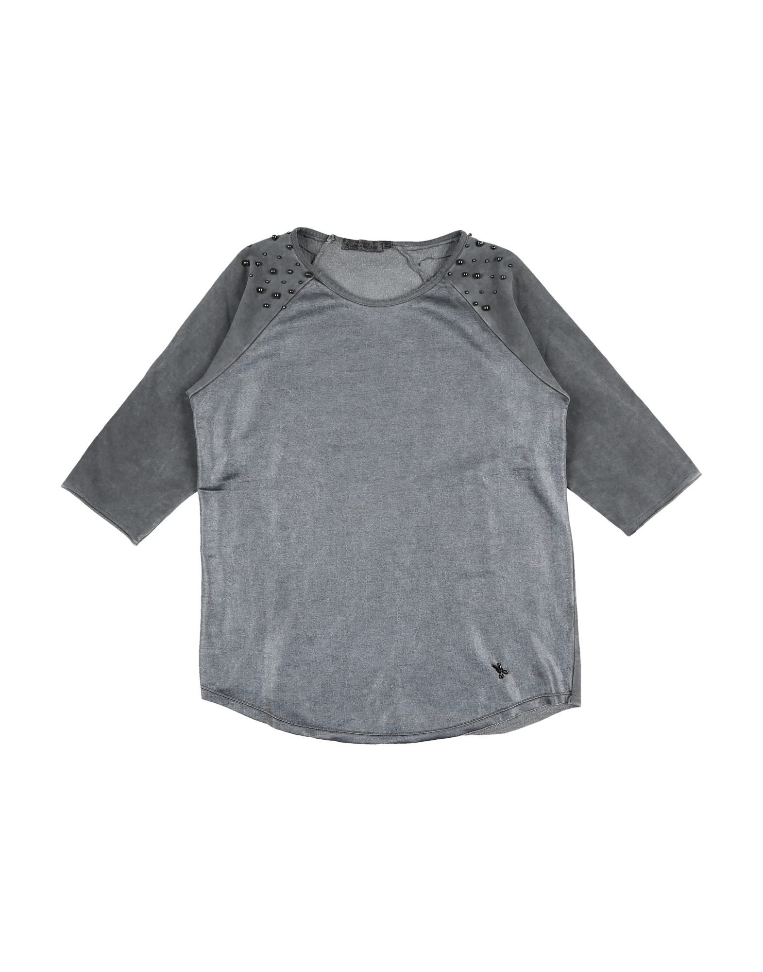 Sunday School Teacher Kids' Sweatshirts In Gray
