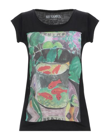 KO SAMUI T-shirt femme