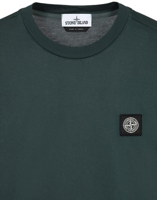 12333350rd - Polo - T-Shirts STONE ISLAND