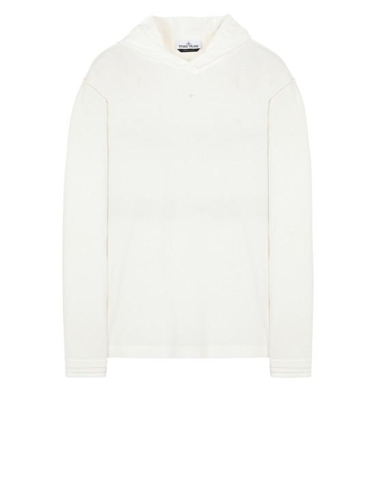 STONE ISLAND 20544 Long sleeve t-shirt Man Natural White