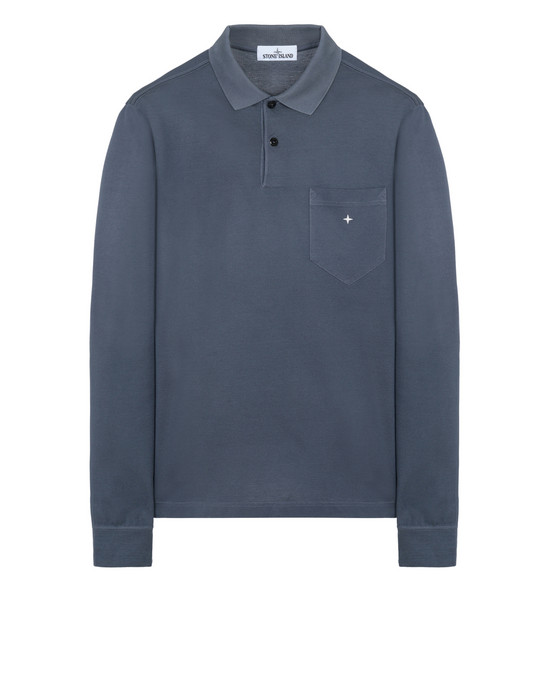 Polo shirt Man 21112 Front STONE ISLAND