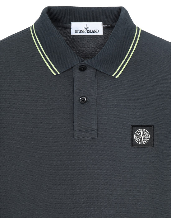 12333449iu - Polo - T-Shirts STONE ISLAND