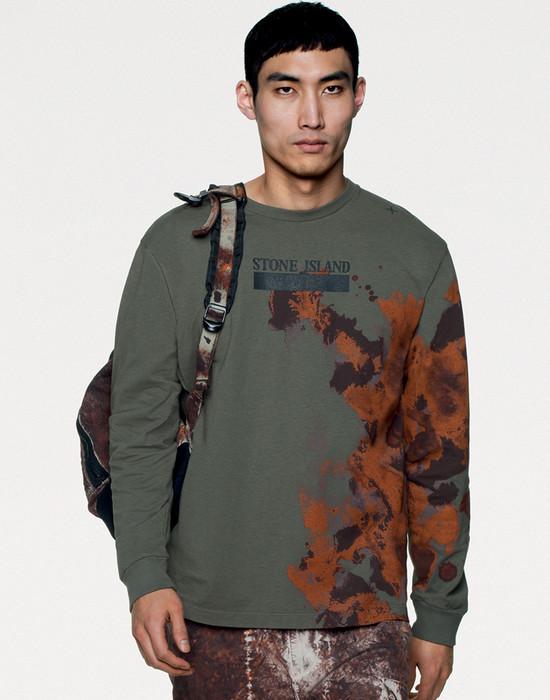 12333698wb - Polo - T-Shirts STONE ISLAND