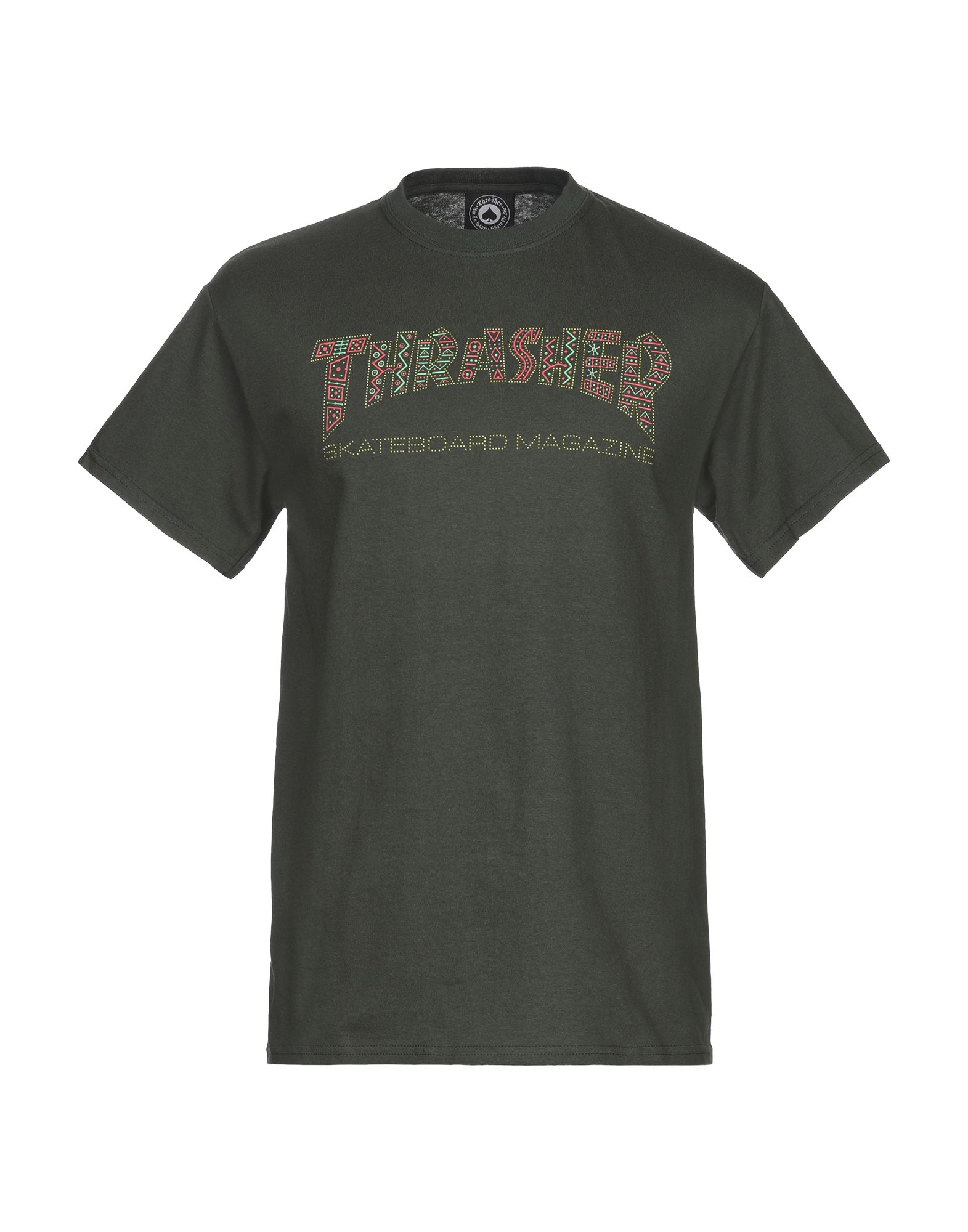 THRASHER Футболка thrasher футболка thrasher outlined cardinal xl