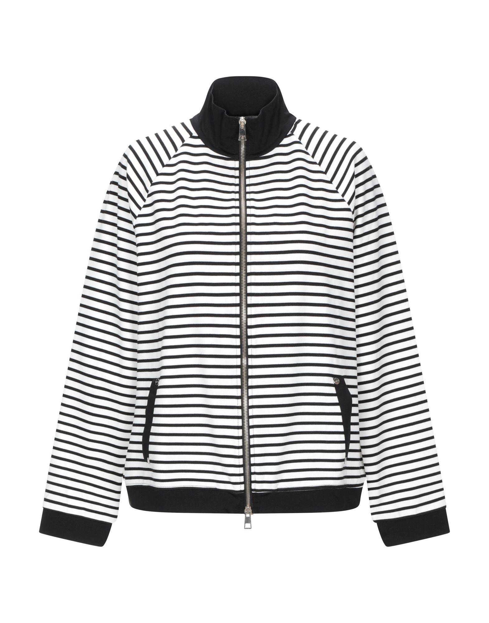 ANNA RACHELE JEANS COLLECTION Damen Sweatshirt Farbe Weiß Größe 6