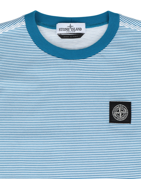 12335025ae - Polo - T-Shirts STONE ISLAND JUNIOR