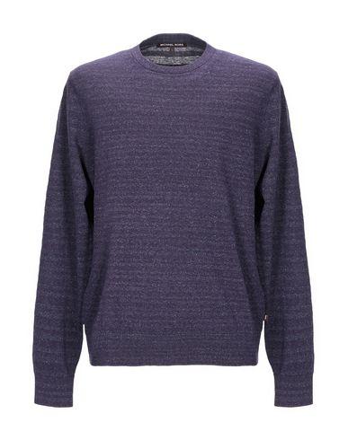 Купить Мужской свитер MICHAEL KORS MENS фиолетового цвета