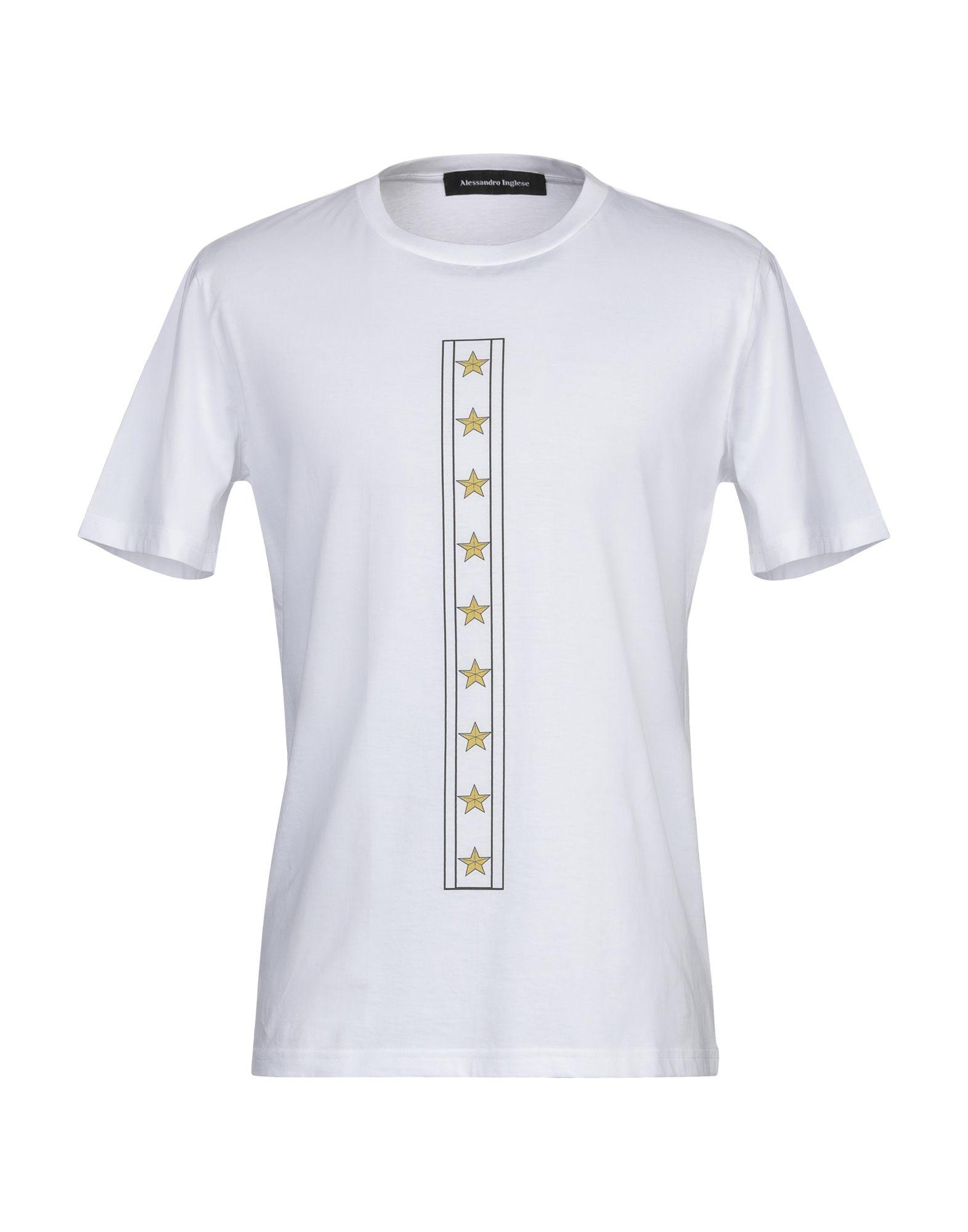 ALESSANDRO INGLESE Футболка alessandro inglese футболка