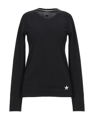 Купить Женскую футболку FA ★ AIROLDI черного цвета