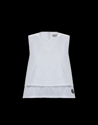 Moncler T-Shirts & Tops Woman: TOPS