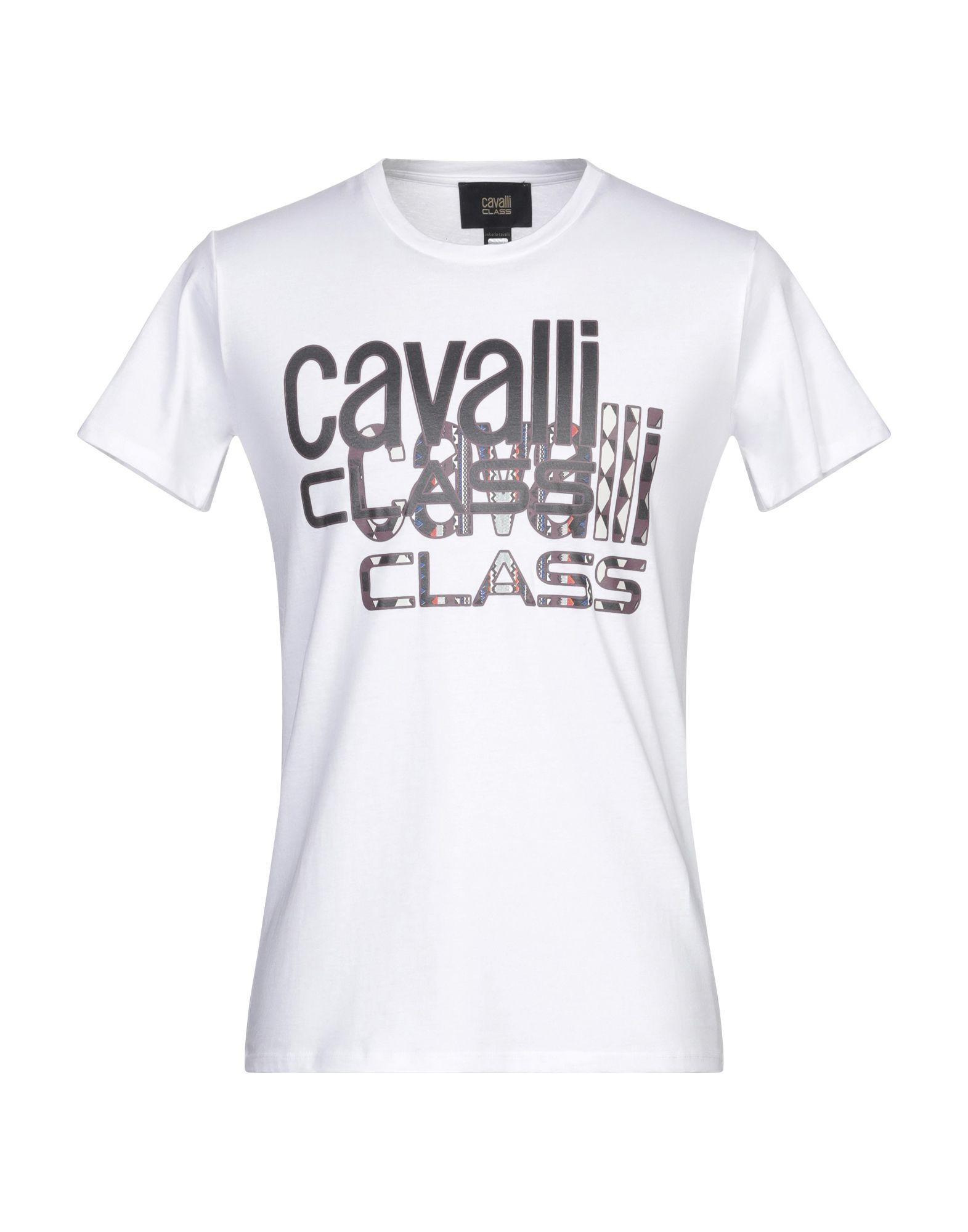 CAVALLI CLASS Футболка футболка class cavalli
