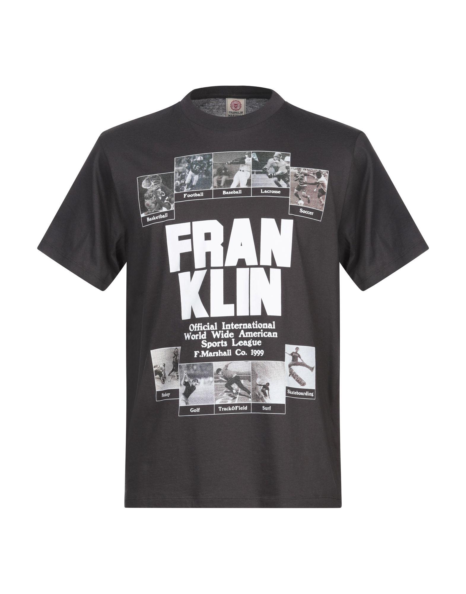 FRANKLIN & MARSHALL Футболка цена