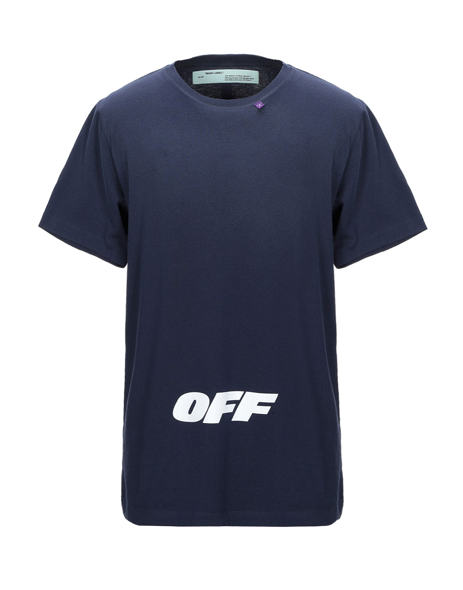 OFF-WHITE™ Футболка цена 2017