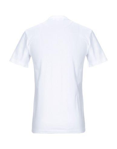 Фото 2 - Женскую футболку McQ Alexander McQueen белого цвета