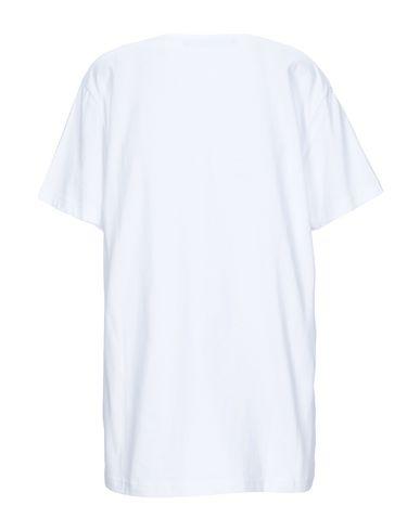 Фото 2 - Женскую футболку ALESSANDRO INGLESE белого цвета