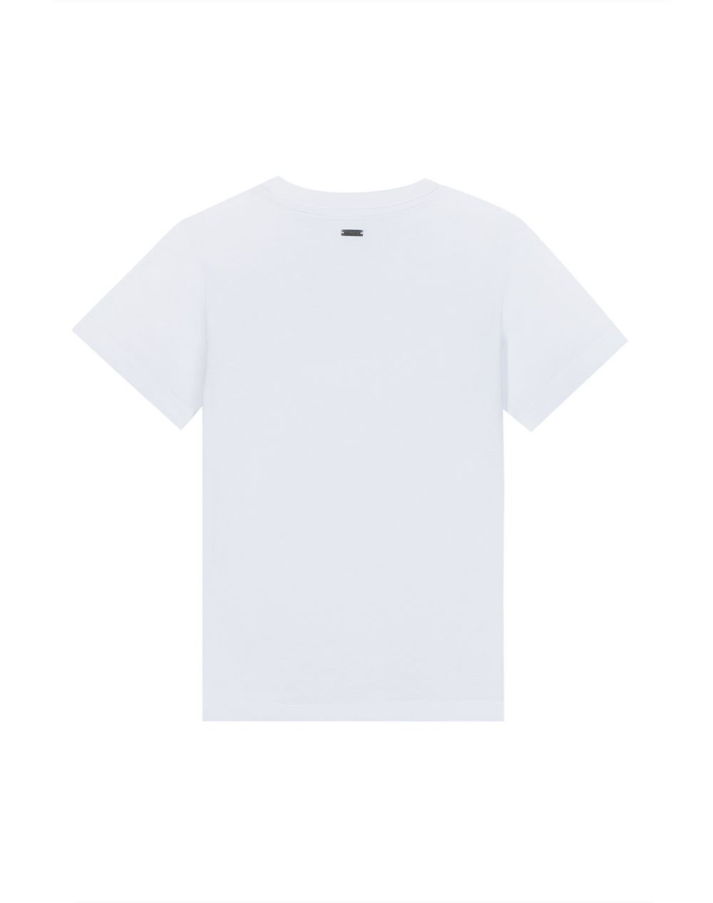 "WHITE ""LANVIN CROSS-OUT"" T-SHIRT - Lanvin"