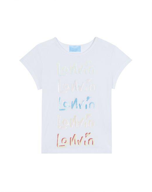 """""""MULTI LANVIN"""" PRINT T-SHIRT  - Lanvin"""