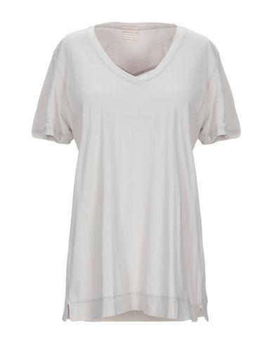 Купить Женскую футболку MASSIMO ALBA серого цвета