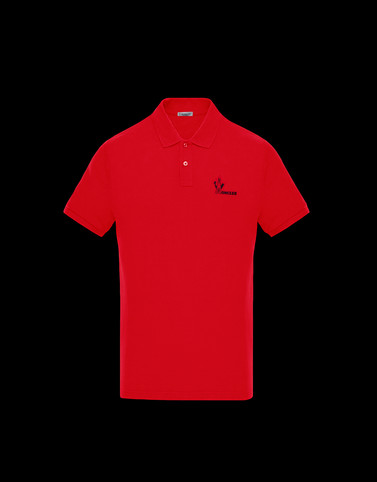 POLO SHIRT Red Category Polo shirts