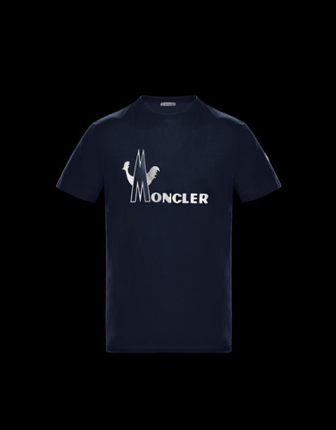 T-SHIRT Dark blue Category T-shirts