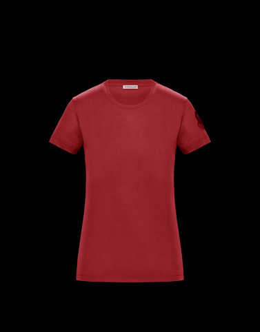 T-SHIRT Brick red Category T-shirts
