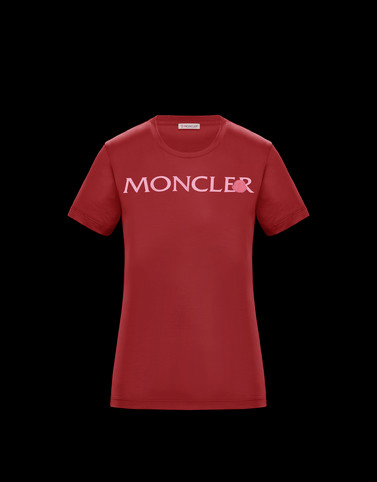 T-SHIRT Brick red T-shirts & Tops