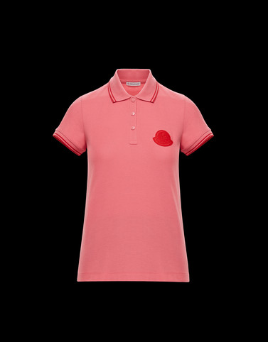 POLO SHIRT Pink Category Polo shirts