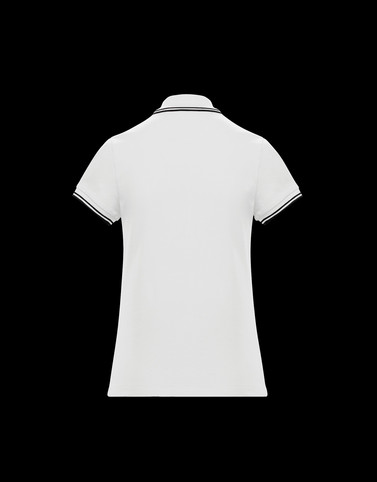 Moncler New in Woman: POLO SHIRT
